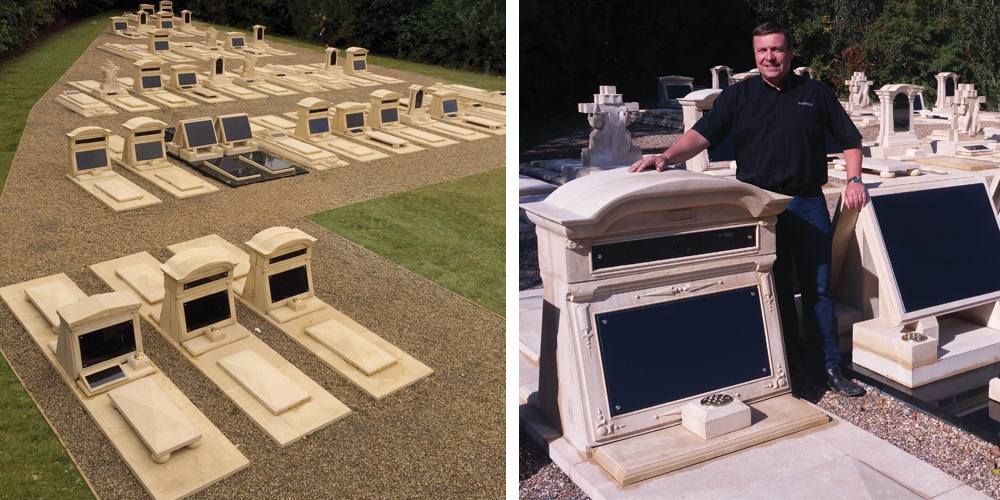 welters burial chambers and memorials