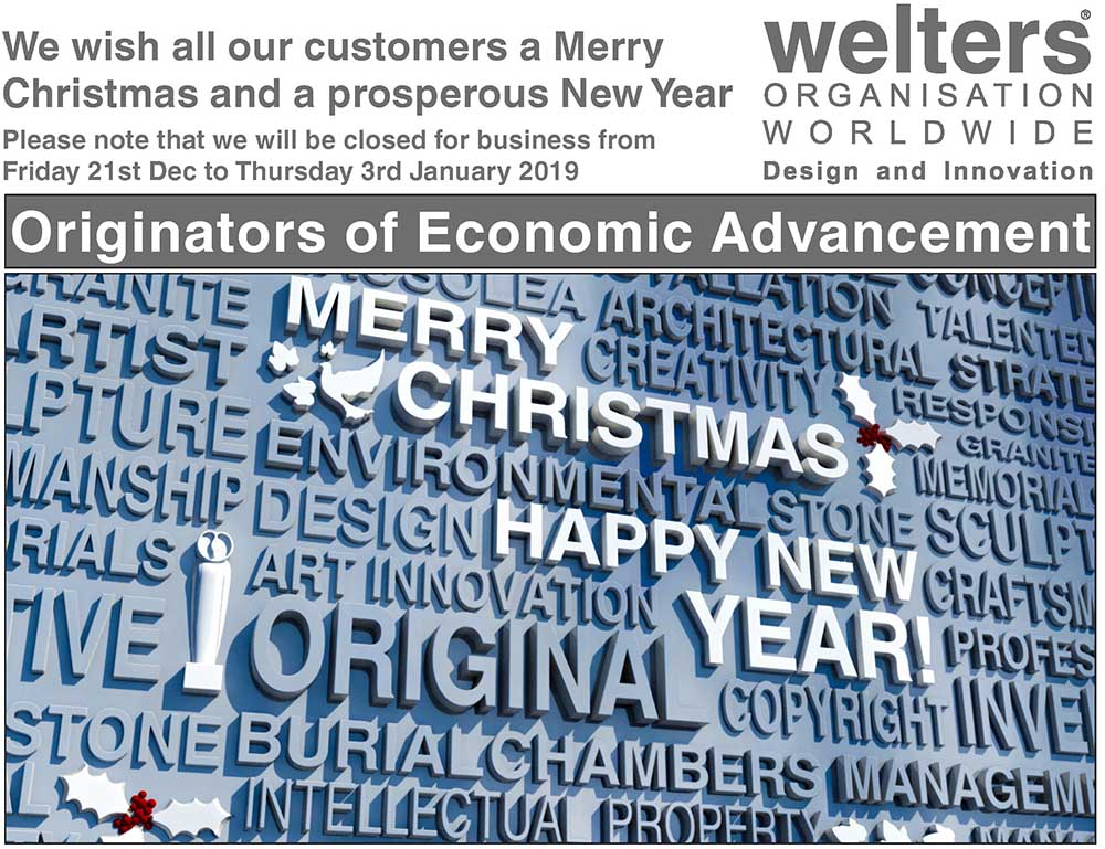 Merry Christmas from welters!