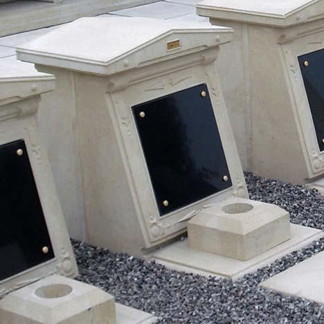 Below Ground Burial Vaults
